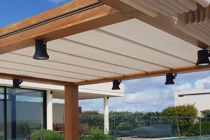 NAVARRA Neon, Olbia: Tende e schermatura solari